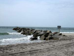 Ft. Macon Rock Jetty
